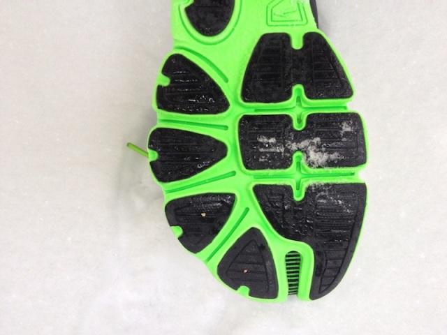 Semelle de la chaussure