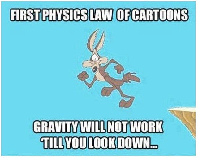 La première loi d'une longue vie ...