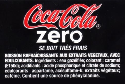 Pas zéro produits chimiques en tous cas !