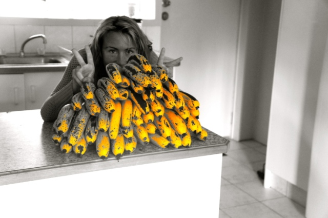 I'm becoming bananas !