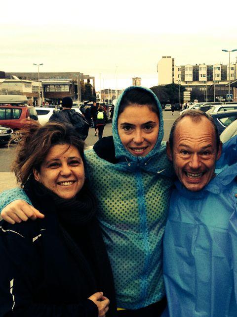 Avec Suzana et Marie-Caroline
