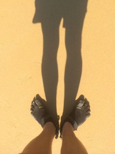VFF in the sand ...