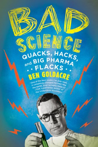 Bad science cover 1