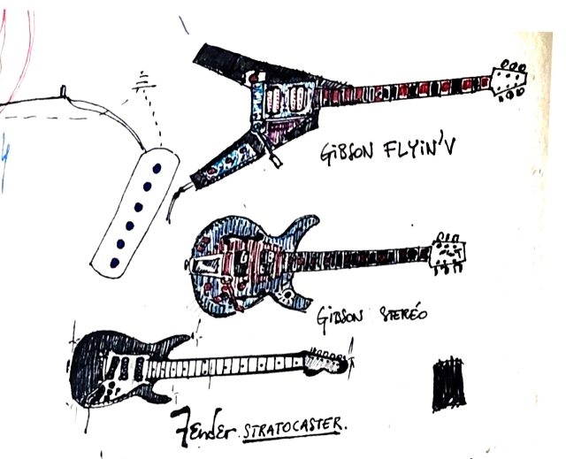 Guitares (1)